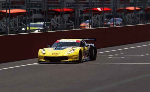 Am Ende stand der zweite Platz in der GT2 Klasse.